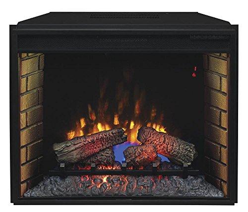 'Inserto camino elettrico Classic Flame 28Spektral fuoco