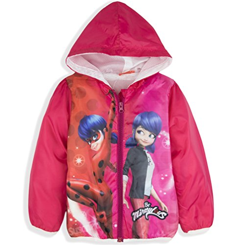 Miraculous Tales of Ladybug and Cat Noir Girls Lightweight Jacket