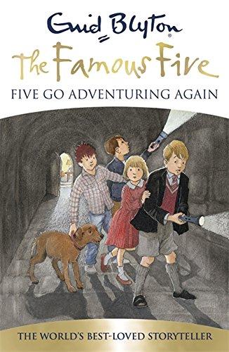 Five Go Adventuring Again (Book 2)