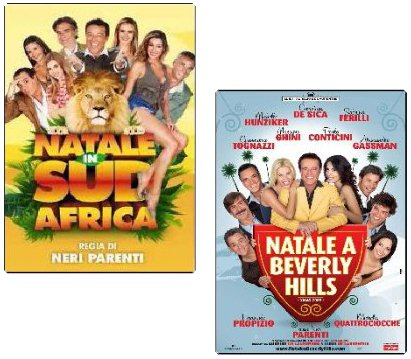 Natale in Sud Africa + Natale a Beverly Hills