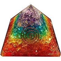 Sieben Chakra Energetische Pyramide für Heilung Kristalle Reiki Home Decor/Office Decor/POSITIVE Energie preisvergleich bei billige-tabletten.eu