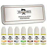 Mo Bro's Huile à Barbe - Collection de 7 Huiles - 10ml