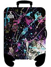 YISAMA Cobertor de Maletas Mediana Pintura Estallada (55x64 cm)