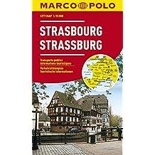 MARCO POLO Cityplan Straßburg 1:15 000 (MARCO POLO Citypläne)