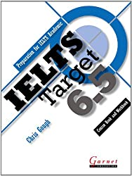 IELTS Target 6.5: Preparation for IELTS Academic Combined Course Book and Workbook with audio DVD
