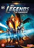 DC's Legends of Tomorrow - Saison 1 - DVD - DC COMICS
