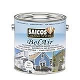Saicos 7200 501 Bel Air Holzspezialanstrich Weiß 2.5 l