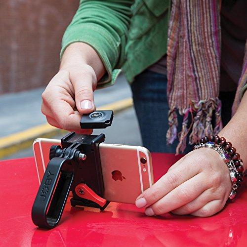 51EwrFkSoaL - [vavado] Joby GripTight POV Kit iPhone Halterung für nur 22,15€ inkl. Versand statt 32,49€