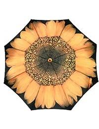 Paraguas de flores (Girasol)