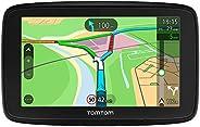 TomTom Via 53 EU-Traffic Navigationsgerät (13cm (5 Zoll), Updates über Wi-Fi, Smartphone-Benachrichtigungen, L