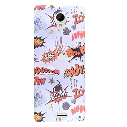 Shopme Printed Back cover 10364_for INTEX AQUA Q7 PRO  available at amazon for Rs.119
