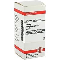 Ferrum Phosphoricum D 8 Tabletten 80 stk preisvergleich bei billige-tabletten.eu