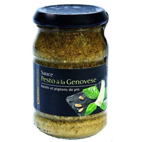 DÉLICES Sauce Pesto à la Genovese