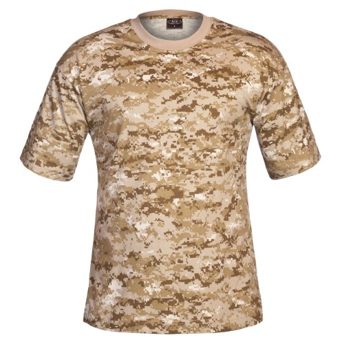 US T-Shirt, halbarm 170 g/m² Digital Desert