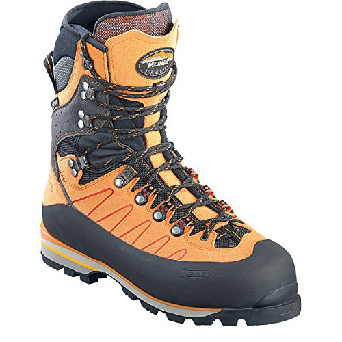 Meindl verte GTX Men Orange/noir