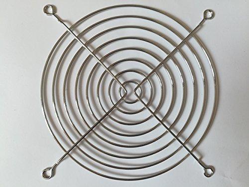Filtro para caja de ordenador /CPU Rejilla/radiador/ventilador axial/la red de polvo/Cerca/Acero inoxidable...