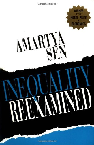 Inequality RE-Examined Hardcover