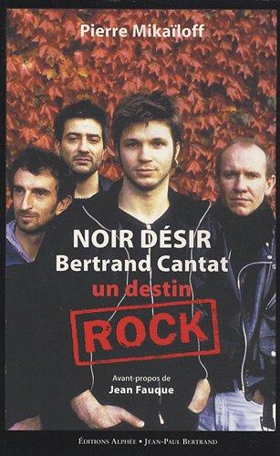 Noir Désir, Bertrand Cantat : Un destin rock