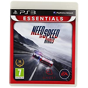 Need for Speed: Rivals, essentials (PS3)