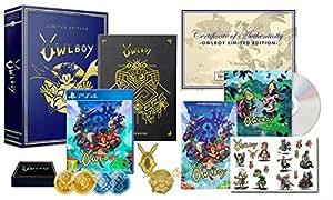 Owlboy Limited Edition - [PlayStation 4]