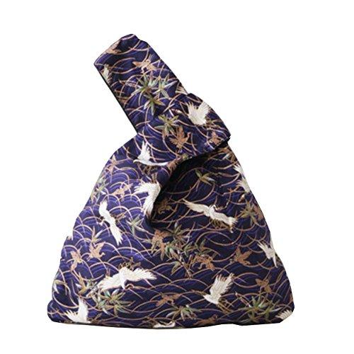 Japanische Kimono Handtaschen Taschen Handgelenk Tasche Lagerung Geschenke #B (Designer-handtaschen Verkauf)