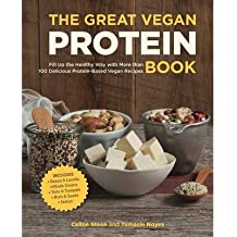 [(The Great Vegan Protein Book: Fill Up the Healthy Way with More Than 100 Delicious Protein-Based Vegan Recipes Includes * Beans & Lentils * Plants * Tofu & Tempeh * Nuts * Quinoa)] [Author: Celine Steen] published on (March, 2015)