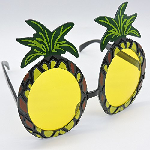 foopp Funny Ananas Brillen Party Favor Fancy Dress Zubehör