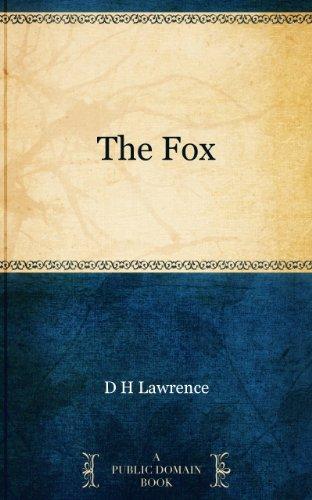 the-fox-english-edition