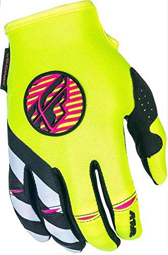 Fly Racing Kinetic MX / MTB andschuhe Lady, pink-hi-vis, Größe: 10