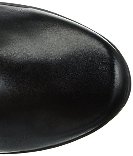 Caprice 25526, Bottes Femme Noir (Black Comb 19)