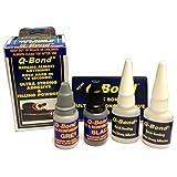 Q-Bond - Kit Adhesivo con partículas de refuerzo y relleno