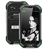 Blackview BV6000 Smartphone 4G - 4.7 pollici Android 6.0 Octa cores 2.0GHz 3GB RAM 32GB ROM, Dual Camera 5MP+13MP, Dual SIM WiFi GPS, Verde