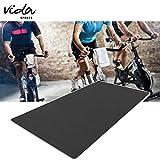 Protect Floor Unterlegmatte Bodenschutzmatte Multifunktionsmatte für Fitnessgeräte Heimtrainer Crosstrainer (70 x 130 cm)