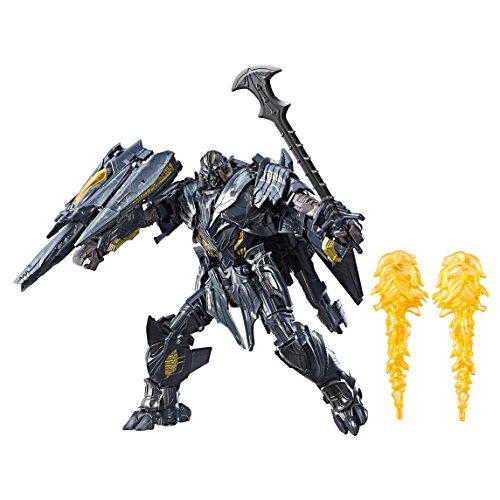 Transformers The Last Knight Premier Edition Leader Class Megatron Figure