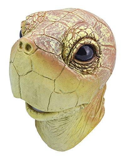 Bristol Novelty bm448Schildkröte Maske, eine Größe (Einfach Unter Dem Meer Kostüme)