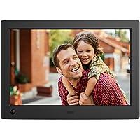 NIX Advance Marco Digital de Fotos y Videos 8 Pulgadas Widescreen X08G. Portafotos Pantalla IPS Full HD. Portarretratos electrónico USB, SD/SDHC. Sensor de Movimiento.