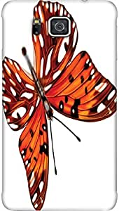 Timpax protective Armor Hard Bumper Back Case Cover. Multicolor printed on 3 Dimensional case with latest & finest graphic design art. Compatible with Galaxy Alpha G850F Design No : TDZ-25804