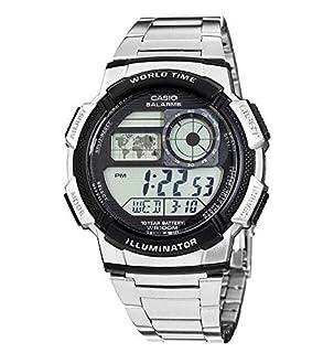 Casio Collection Men's Watch AE-1000WD-1AVEF (B0039UT5Q8) | Amazon price tracker / tracking, Amazon price history charts, Amazon price watches, Amazon price drop alerts