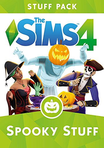 THE SIMS 4  Spooky Stuff Edition DLC |PC Origin Instant Access