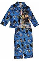 Lego Star Wars Boys Blue Flannel Pyjamas