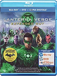 Lanterna verde(extended cut) (+ DVD + copia digitale)