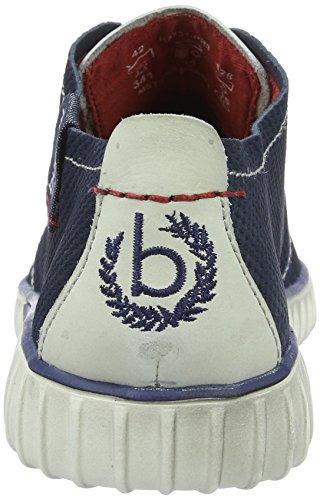Bugatti - K3731pr3, Scarpe da ginnastica Uomo Blu (Dunkelblau 425)
