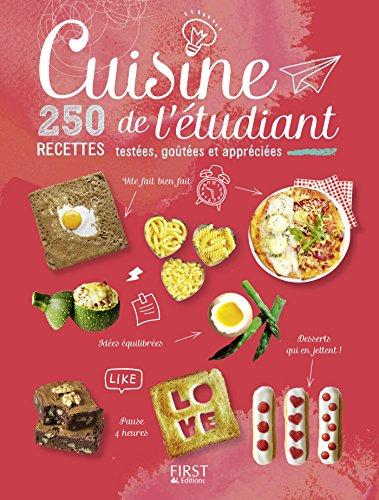 Cuisine De Létudiant Recettes Testées Goûtées Et Appréciées - Cuisine testée