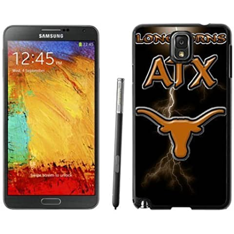 Designer Samsung Galaxy Note 3 Cover Ncaa Big 12 Conference Texas Longhorns 02 Hot Phone Case