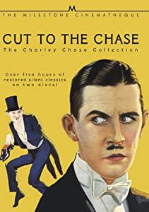 Cut to the Chase: The Charley Chase Comedy Coll [Import USA Zone 1]