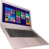Asus Zenbook UX305LA-FB015H 90NB08T5-M00220 33,8 cm (13,3 Zoll - QHD+) Notebook (Intel Core i7 5500U, 2,4GHz, 8GB RAM, 256GB SSD, Intel HD Graphics, Win 8.1) titangold