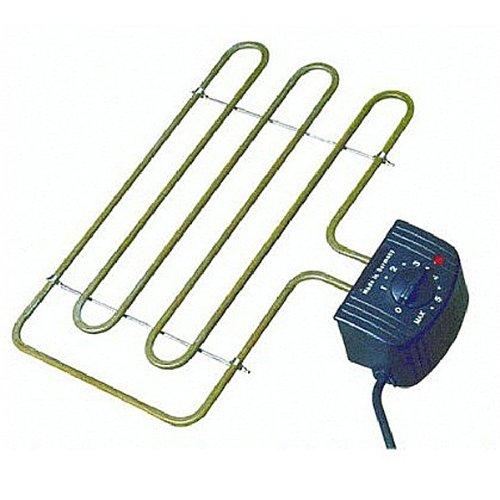Elektroheizung für Räucherofen