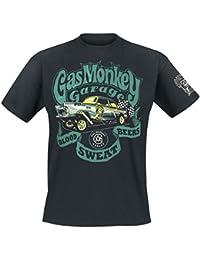 Gas Monkey Garage T-Shirt Gasser