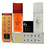 OBELISK + WHITE OBELISK by Loft Monaco Eau de Parfum Spray je 50 ml + Seife mit grünem Tee Extrakt 20 gr