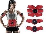 Chuangma Muskelstimulator Frauen/Mann Bauch/Beine/Waist/Arm Massage-gerät